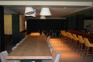 Restaurant plafond tendu à froid